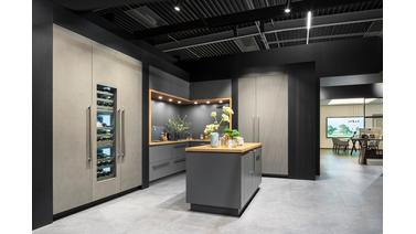 Liebherr auf der Küchenmeile 2021